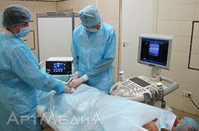 Лечение варикоза - радиочастотная абляция